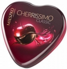 Cherrissimo Heart Tin