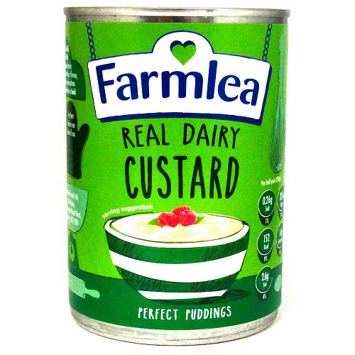 Farmlea Real Dairy Custard