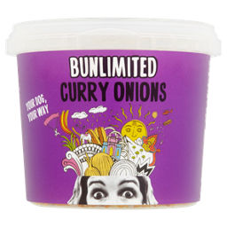 Bunlimited curry onions
